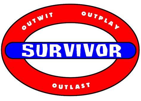 survivor logo template tutorial5k