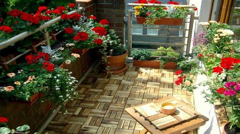 balcony garden best small balcony garden ideas