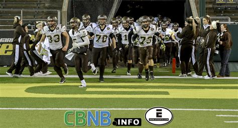 bend hs football vs cottage grove playoff at