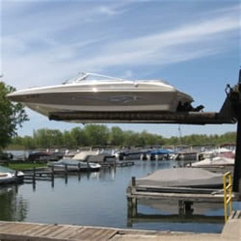 boat service waterford mi cass lake dry dock marina boating waterford mi