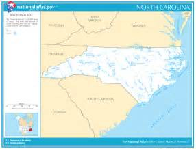 carolina rivers map beautiful scenery photography