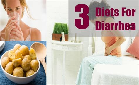 3 diet to stop and diarrhea how to prevent