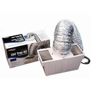 Clothes Dryer Lint Trap Kit Deflecto Dryer Vent System Lint Trap Kit