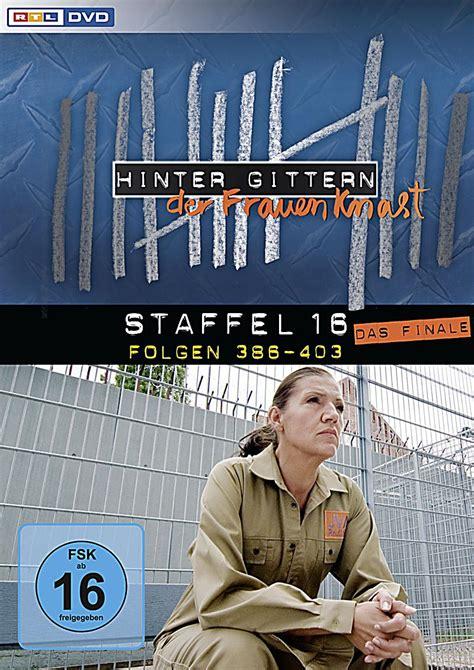 hinter gittern der frauenknast staffel 1 hinter gittern der frauenknast staffel 16 dvd weltbild ch