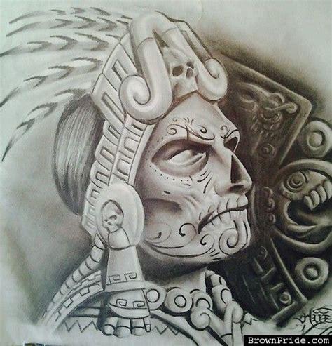 aztec art tattoos aztec mexica mexican chicano mexican culture