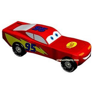 Lightning Mcqueen Pinewood Template Html Autos Weblog Lightning Mcqueen Pinewood Derby Car Template