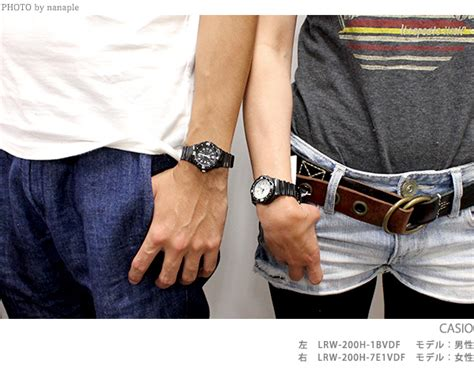 Casio Lrw 200h 1b Original Bergaransi Resmi 1 Tahun nanaple rakuten global market casio low level models