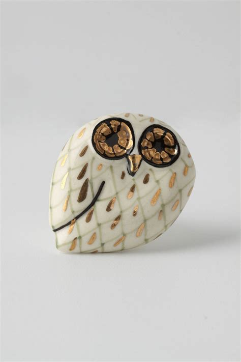 Owl Drawer Knobs by Cabinet Jewelry Design Style