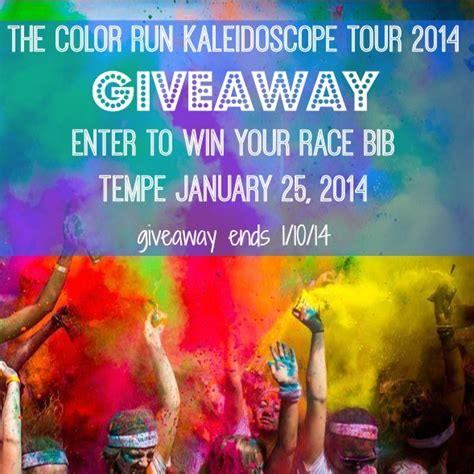 the color run 2014 kaleidoscope tour comes to tempe