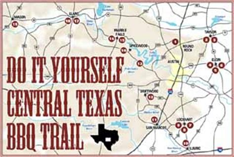 texas bbq map central texas bbq dynasties what becomes a legend most food the chronicle