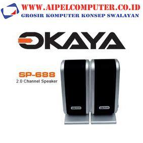 Speaker Simbadda Malang speaker portable malang aipel computer