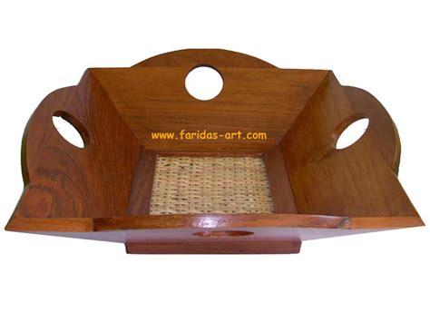 piring rotan warna 15 buah faridas jual ukiran kayu jati furniture relief