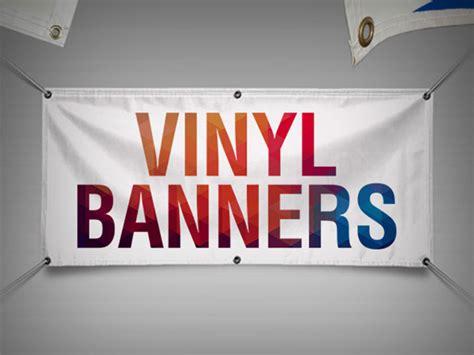 13 Oz Scrim Vinyl Banner by Vinyl Banner 13oz Color With Grommets