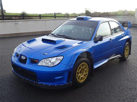 Subaru Imprezas For Sale subaru impreza wrc s12b driven by petter solberg and colin