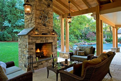 outdoor rooms and outdoor fireplaces fall s best outdoor greatoutdoors greatfalls after fireplace remodeling