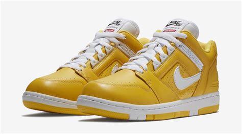 Nike Sb Supreme 2 supreme nike air 2 release date sneakerfiles