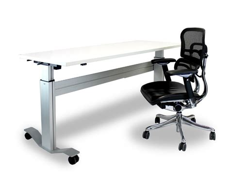 white board desk markit up the adjustable standing desk with flip