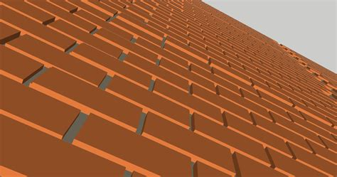 ai pattern perspective 3d illustrator cs5 brick pattern with perspective