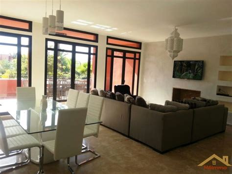 Location Appartement Meuble by Location Appartement Meubl 233 Amelkis Marrakech