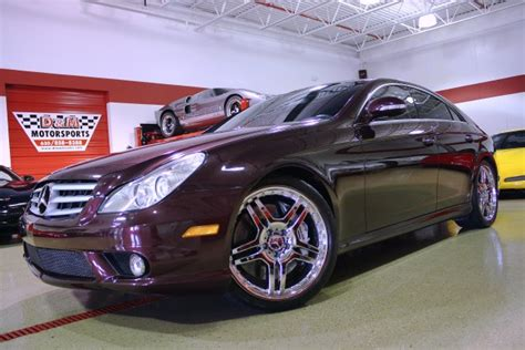 all car manuals free 2006 mercedes benz cls class on board diagnostic system 2006 mercedes benz cls class cls55 amg stock m4348 for sale near glen ellyn il il mercedes
