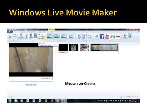 windows live movie maker full tutorial download windows live movie maker 2014