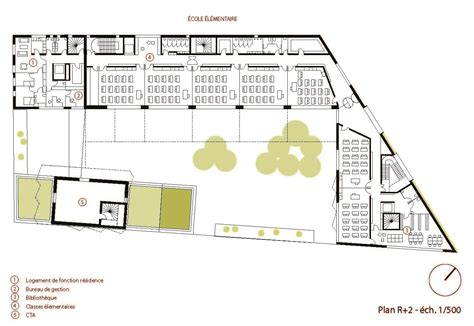 student housing floor plans gallery of school group and student housing atelier