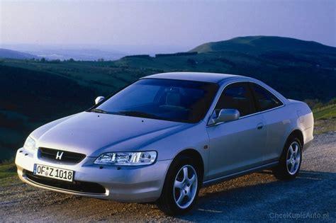 honda accord 200 honda accord vi 3 0i 200 km 1999 coupe skrzynia ręczna