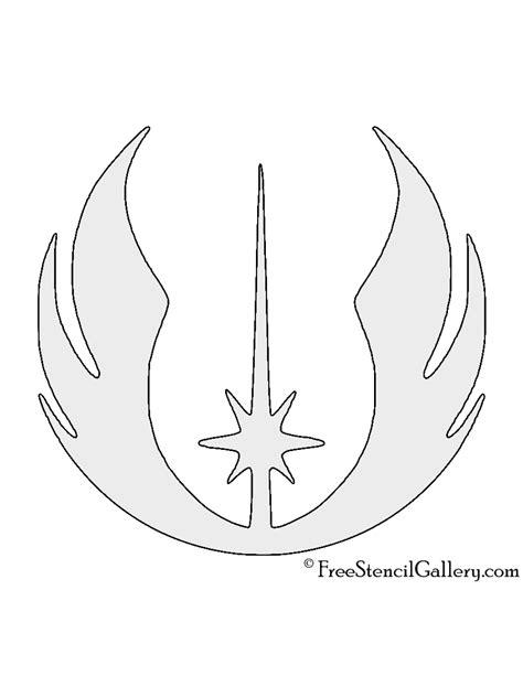 Wars Rebel Symbol Outline by Jedi Outline Symbol