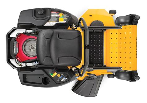 cub cadet rzt     turn mower pro construction guide