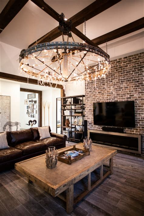 Modern Industrial Living Room by Not Just For Cars Amarr Garage Doors Industrial Style Living Room Design The Essential Guide