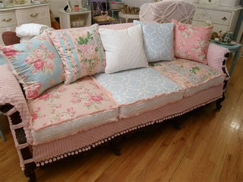 shabby chic sofa bed home design ideas