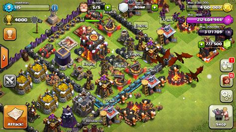 download game mod clash of clans versi 7 200 19 clash of clans v7 65 5 mod apk private server download