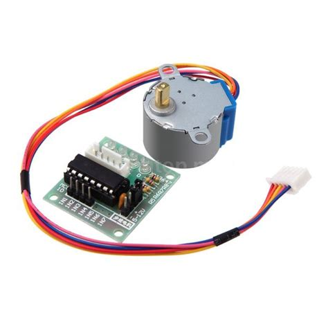 Lu Industri Clear Energy 60w drive a stepper motor with an arduino and a a4988
