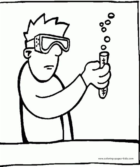 coloring book for scientists get this science coloring pages gkhlz