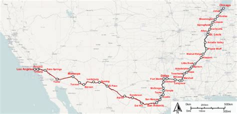 amtrak map texas texas eagle