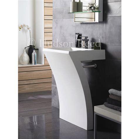 waschbecken seven hudson reed seven modern free standing basin sink ebay