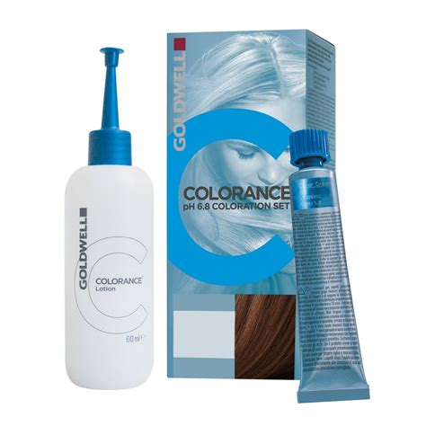 goldwell colorance goldwell colorance ph 6 8 set