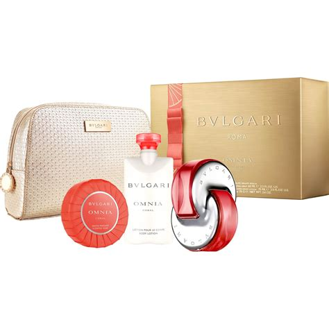Set Bvlgari bvlgari omnia coral gift set gifts sets for gifts food shop the exchange