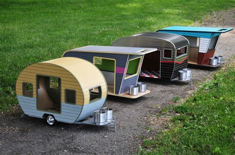 cool house upgrade instantly endearing pet trailer