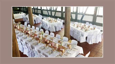 Hochzeitsdeko Tisch Schlicht by Stuhlhussenverleih Tischdeko Hochzeitsdeko
