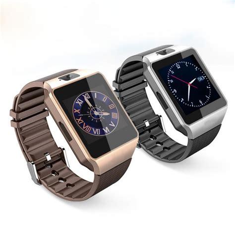 Smartwatch Ios touch screen smart dz09 with bluetooth wristwatch sim card smartwatch for ios