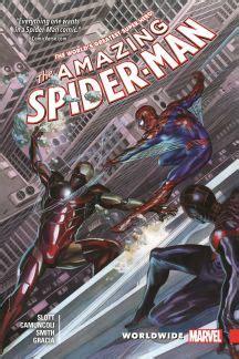 amazing spider worldwide vol 7 books amazing spider worldwide vol 2 hardcover comic