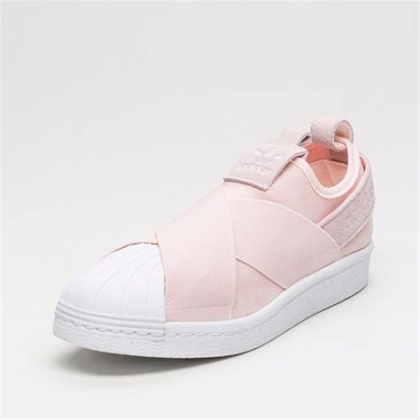 airfrov adidas superstar pink slip on s fashion shoes on carousell