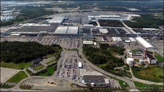 Volvo Plant Volvo Will Use Hydropower For Its Facilities In Sweden And