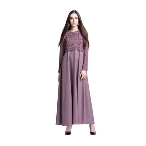 Dress Maxi Dress Muslim Donita ramadan kaftan muslim cocktail dress fashion abaya