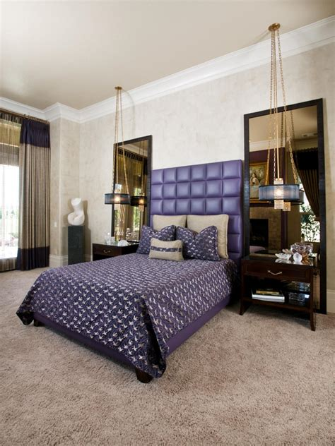 Bedroom With Lights Bedroom Lighting Ideas Bedrooms Bedroom Decorating Ideas Hgtv