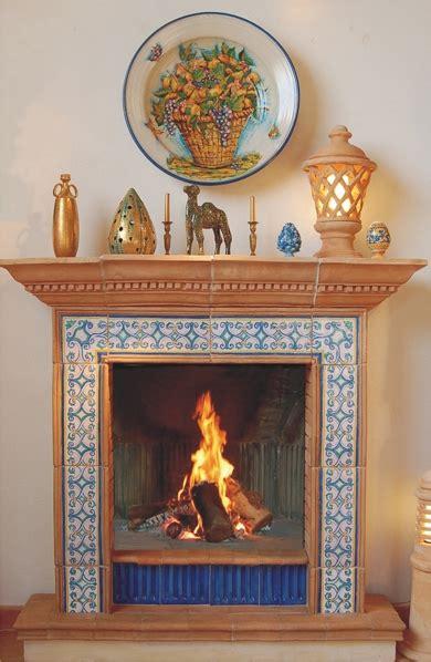 camini in maiolica camini nicol 242 giuliano ceramiche e maioliche
