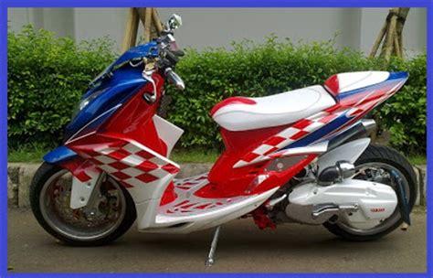 Modif Mio Soul Racing by Yamaha Mio Soul Modifikasi Racing Sport Kumpulan