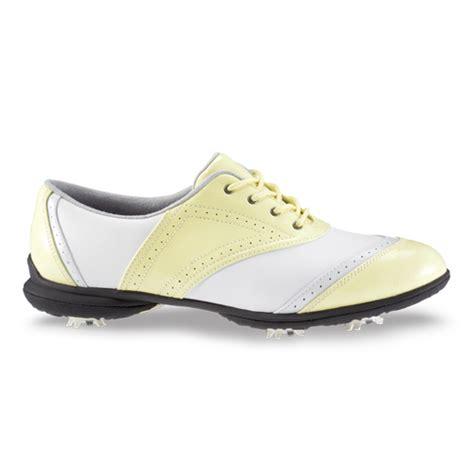 callaway  jacqui womens golf shoe yellow