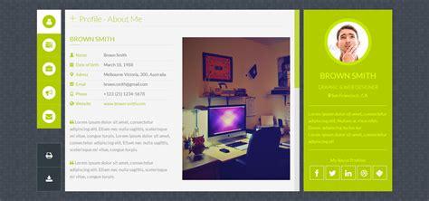 wordpress themes free vcard flexyvcard responsive vcard wordpress theme by